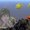 Wish I Could Swim by David Dehner