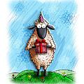 Wishing Ewe  by Gary Bodnar
