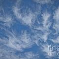 Wispy Clouds by Alana Ranney