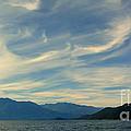 Wispy Clouds by Leone Lund