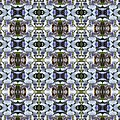 Wisteria  Flower Pattern by Nicki Bennett