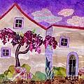 Wisteria In Bloom by Susan Minier