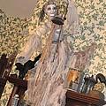 Witch Spirit At The Catfish Plantation Restaurant by Donna Wilson