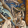 Witches by Hans Baldung Grien