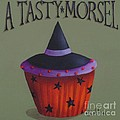 Witches Hat Tasty Morsel Cupcake by Catherine Holman