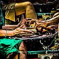With These Hands.... by George DeLisle
