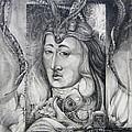 Wizard Of Bogomil's Island - The Fomorii Conjurer by Otto Rapp