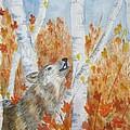 Wolf Call by Ellen Levinson