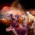 Wolf Mountain by Carol Cavalaris