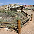 Wolfes Ranch - Arches Nationalpark by Christiane Schulze Art And Photography
