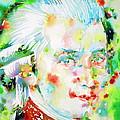 Wolfgang Amadeus Mozart by Fabrizio Cassetta