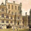 Wollaton Hall, Nottinghamshire, 1600 by Joseph Nash