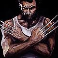 Wolverine by Tom Carlton