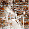 Woman In The Bricks by Alice Gipson