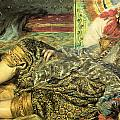 Woman Of Algiers by Pierre Auguste Renoir