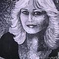 Woman Portreit by Roni Ruth Palmer