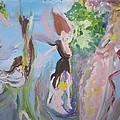 Woman The Nurturer by Judith Desrosiers