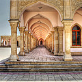 Woman's Mosque by Emily Kay