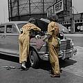 Women Auto Mechanics by Andrew Fare