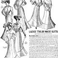 Women's Wear, 1902 by Granger