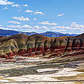 Wonder Of Erosion Panorama by Vivian Christopher