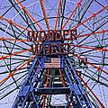 Wonder Wheel 2013 - Coney Island - Brooklyn - New York by Madeline Ellis