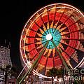 Wonder Wheel - Slow Shutter by Al Powell Photography USA