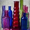 Wonderful Glass Bottles by Garry Gay