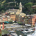 Wonderful Portofino by Christine Huwer