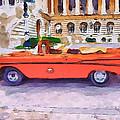 Wonna Ride This Car by Yury Malkov