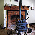 Wood Burning Stove by Dave Mills