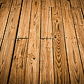 Wood Deck Background by Brandon Bourdages