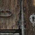 Wood Door by Tod Ramey