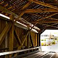 Wood Fame Bridge by Jeff Kurtz