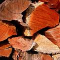 Wood Puzzle by Cynthia Wallentine