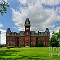 Woodburn Hall Early Afternoon Summer Day by Dan Friend