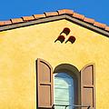 Woodbury Windows No 1 by Ben and Raisa Gertsberg