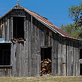 Wooden Barn Doorways by Ed Gleichman