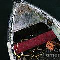 Wooden Boat by Karen Lambert