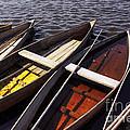 Wooden Boats by Carlos Caetano
