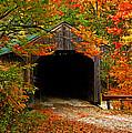 Wooden Bridge by Bill Howard