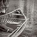 Wooden Canoe by Edward Fielding