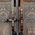 Wooden Door  by Ivy Ho