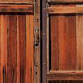 Wooden Doors by Margie Hurwich