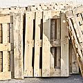 Wooden Pallets by Tom Gowanlock