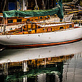 Wooden Sailboat by Puget  Exposure