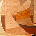 Wooden Ships by Kenneth Taber