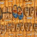 Wooden Shoes by Brothers Beerens