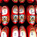 Wooden Shoes by Mike Nellums
