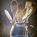 Wooden Spoons by Jan Bickerton